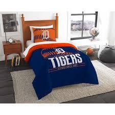 Tiger Comforter Set Detroit Tigers Blankets Tigers Blanket Tigers Comforter Fansedge