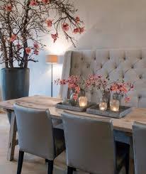 table cuisine banc pourquoi choisir une table avec banquette pour la cuisine ou la