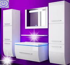 moderne badm bel design awesome badezimmermöbel weiß hochglanz images house design ideas