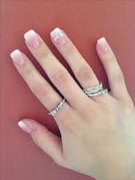 best 25 acrylic french manicure ideas on pinterest ombre french