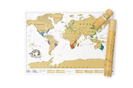 Personalised World Map Pinboard by Scratch Map Original Personalised World Map By Luckies Luckies Of