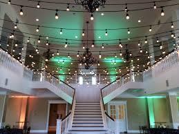 Poles For String Lights by Deck Hanging String Lights Med Art Home Design Posters