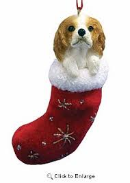 cavalier king charles ornament gifts