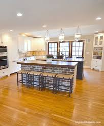 second kitchen islands kitchen island ideas kitchens brick siding and bricks