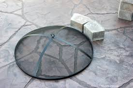 How To Make A Propane Fire Pit by How To Build A Patio Firepit How To Nest For Less