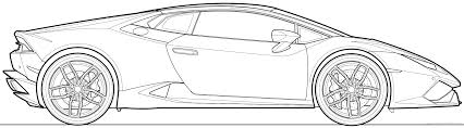 lamborghini sketch side view drawn lamborghini lamborghini huracan pencil and in color drawn
