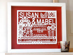 awesome wedding presents 35 wedding gift ideas