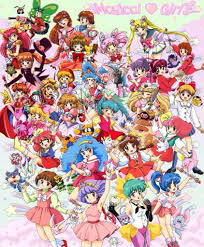 tweeny witches magical girls anime amino