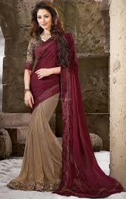 saree draping new styles buy collar blouse designs for sarees draping style of latest sari