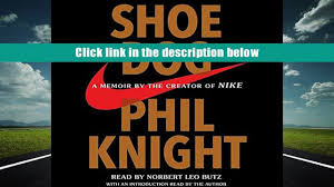 free pdf donwload shoe dog a memoir by the creator of nike for