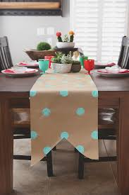 table runner kraft paper table runner eighteen25