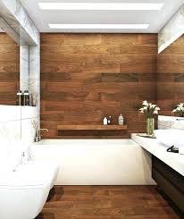 Unique Bathroom Floor Ideas Faux Wood Tile Bathroom Floor Bancdebinaries