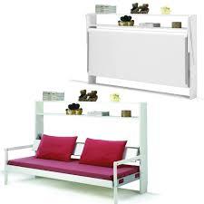 banquette bureau armoire lit banquette 1 personne livio 2 armoire lit bureau