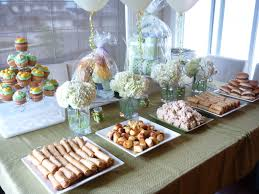 baby shower table setup design ultra com