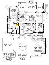 villa house plans bon villa house plan house plans by garrell associates inc