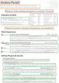 Best Resume Font Bloomberg by Your Resume Shouldn U0027t Read Like A Restaurant Menu Andrew Paradi