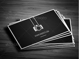 17 best photography business card templates