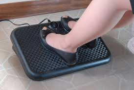 Under The Desk Foot Rest by New Toasty Toes Ergonomic Heated Footrest From Martinson Nicholls