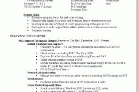 Skill Based Resume Sample by Basic Computer Skills Resume Example Computer Skills Resume