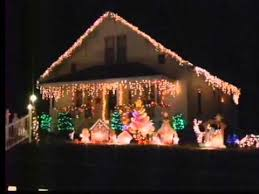 christmas lights in missouri latchford christmas display in callao youtube