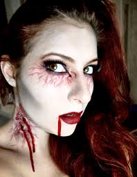 vampire halloween look u2013 samantha wickes