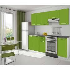 cuisine complete vert 2m20 achat vente cuisine complète