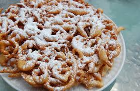 funnel cakes cooking mamas