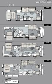 fleetwood motorhome floor plans u2013 home interior plans ideas the