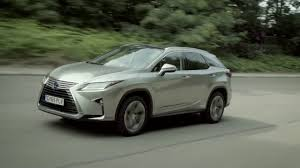 lexus suv 2017 family car lexus rx suv 2017 review mat watson reviews youtube