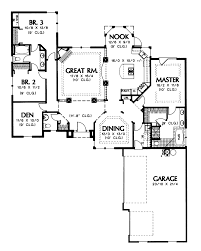 Colonial House Floor Plans by Rosedell Craftsman Home Plan 011d 0011 House Plans And More