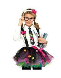 Cute Halloween Costumes Tween Girls Girls Kitty Nerd Costume Love Nerd