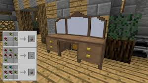 Minecraft Furniture Kitchen Decocraft Minecraft Mods
