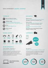 Sample Graphic Design Resume by 76 Best Resumes Images On Pinterest Resume Ideas Graphic Design