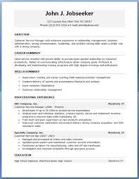 Free And Easy Resume Templates Easy Resume Builder For Free Resume Examples And Free Resume