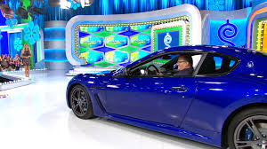 maserati blue logo the price is right video 10 9 2017 cbs com