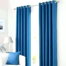 light blue curtains blue curtains blackout plain ideas blue