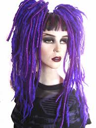 Online Clip In Hair Extensions by Hair Falls Wool Falls Dread Falls Hair Extensions Gothic Hair And