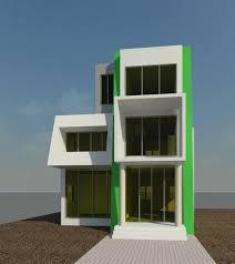 Revit Architecture Modern House Design 4 Cad Needs Revit Architecture House Design