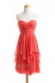 coral and gold bridesmaid dresses chiffon bridesmaid dresses and lace prom dresses store