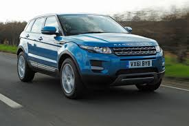 dark blue range rover range rover evoque 2wd review auto express