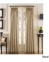 Pinch Pleat Drapery Panels Don U0027t Miss These Deals On 120 Inch Curtains