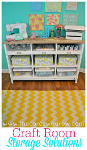 Storage Ideas For Craft Room - craft room storage solutions with sauder the cards we drew