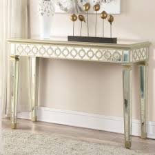 Mirrored Console Table Accent Cabinets Mirrored Console Table Ugalleryfurniture