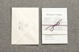 wedding invitations atlanta minimalist wedding invitation suite summerour studio rustic white