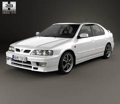 Nissan Altima 1997 - nissan primera gt 1997 3d model hum3d