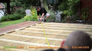 How To Build A Garden Shed From Scratch by Preparing A Base For A Summerhouse Or Garden Building Youtube