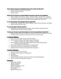 Guide In Making Resume Final Resume