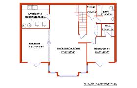 basement floor plans ideas finished basement floor plans ranch house ideas gallery modern