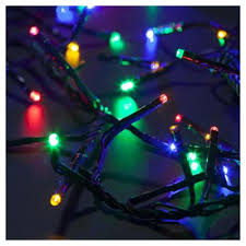 Led Cluster Lights Buy Festive 2000 Low Voltage Super Bright Multicolour Multiaction