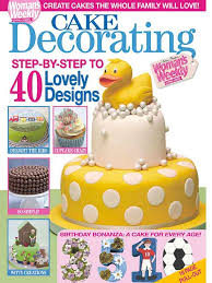The new Woman s Weekly Sugarcraft Made Easy is out now